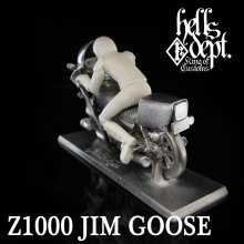 Other Images2: REDRUM 【Z1000 JIM GOOSE】(WHITE METAL)