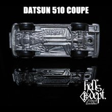 Other Images2: REDRUM 【DATUN 510 COUPE】(WHITE METAL)