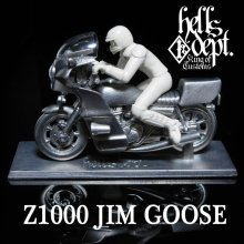 Other Images1: REDRUM 【Z1000 JIM GOOSE】(WHITE METAL)