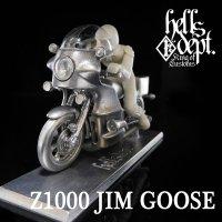 REDRUM 【Z1000 JIM GOOSE】(WHITE METAL)