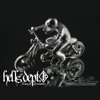 DOUBLE LOSER[S] 【THE NINE (HONDA SUPER CUB)】 (WHITE METAL)