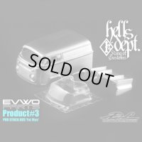 "DOUBLE LOSER[S] 【EVWO PARTS - Product#3 ""FAT MAN""】(WHITE METAL)"