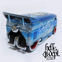 Other Images2: JDC13 X BOO Pinstriping 【VOLKSWAGEN DRAG BUS (FINISHED PRODUCT)】LT.BLUE/RR(SKULL)
