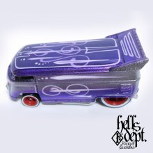 Other Images1: JDC13 X BOO Pinstriping 【VOLKSWAGEN DRAG BUS (FINISHED PRODUCT)】PURPLE/RR