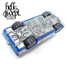 Other Images1: HELLS DEPT 【'83 CHEVY SILVERADO MONOEYE CHASSIS with SKULL (FINISHED PRODUCT)】BLUE/RR