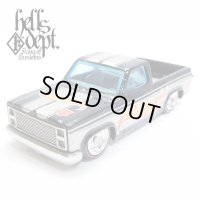 HELLS DEPT 【'83 CHEVY SILVERADO MONOEYE CHASSIS with SKULL (FINISHED PRODUCT)】BLACK/RR