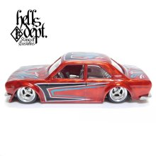 Other Images1: RED RUM 【DATSUN 510 COUPE (FINISHED PRODUCT)】RED/RR