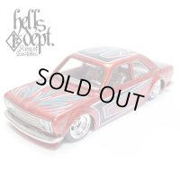 RED RUM 【DATSUN 510 COUPE (FINISHED PRODUCT)】RED/RR