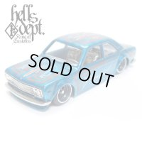 RED RUM 【DATSUN 510 COUPE (FINISHED PRODUCT)】LT.BLUE/RR