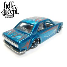 Other Images2: RED RUM 【DATSUN 510 COUPE (FINISHED PRODUCT)】LT.BLUE/RR