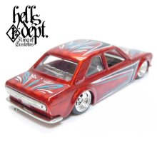 Other Images2: RED RUM 【DATSUN 510 COUPE (FINISHED PRODUCT)】RED/RR
