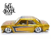 Other Images1: RED RUM 【DATSUN 510 COUPE (FINISHED PRODUCT)】YELLOW/RR