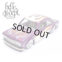 RED RUM 【DATSUN 510 COUPE (FINISHED PRODUCT)】PURPLE/RR
