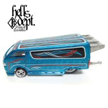 "Other Images1: SHO Pinstriping 【FAST ACE ""FULL VERSION"" (FINISHED PRODUCT)】LT.BLUE/RR"