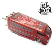 "Other Images3: SHO Pinstriping 【FAST ACE ""FULL VERSION"" (FINISHED PRODUCT)】RED/RR"