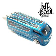 "Other Images3: SHO Pinstriping 【FAST ACE ""FULL VERSION"" (FINISHED PRODUCT)】LT.BLUE/RR"