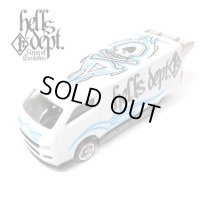 """BOO Pinstriping 【""""CYCLOPS"""" FAST ACE - TYPE A (FINISHED PRODUCT)】WHITE/RR"""