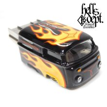 Other Images3: BOO Pinstriping 【EVWO BUS (FINISHED PRODUCT)】BLACK/RR