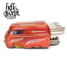 Other Images1: BOO Pinstriping 【EVWO BUS (FINISHED PRODUCT)】RED/RR