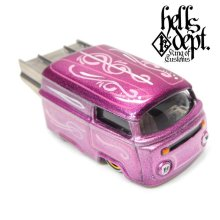Other Images3: BOO Pinstriping 【EVWO BUS (FINISHED PRODUCT)】PINK/RR