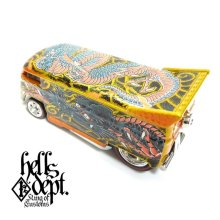 "Other Images2: JDC13 【""YAKUZA - DRAGON"" VW DRAG BUS (FINISHED PRODUCT)】YELLOW GOLD/RR"