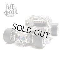 "JDC13 X REDRUM 【""BLUE EYE"" NEW HELLS DEPT SHAKER (FINISHED PRODUCT)】(WHITE METAL)"