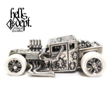 "Other Images1: JDC13 X REDRUM 【""JOKER"" NEW HELLS DEPT SHAKER (FINISHED PRODUCT)】(WHITE METAL)"