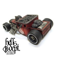 "Other Images2: JDC13 X REDRUM 【RATROD ""RED EYE"" (FINISHED PRODUCT)】RED/RR"