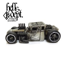 "Other Images1: JDC13 X REDRUM 【RATROD ""SCARY"" (FINISHED PRODUCT)】ZAMAC/RR"