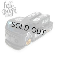 """REDRUM X JDC13 【VOLKSWAGEN T2 PICKUP with """"DOUBLE"""" MICRO DRAG BUS (FINISHED PRODUCT)】 BLACK"""