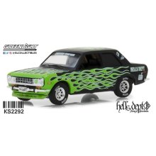 Other Images2: HELLS DEPT X GREENLIGHT 【DATSUN 510 (5910 GOKUDO)】BLACK/RR
