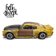 Other Images1: KATSUNUMA SEISAKUSYO 【'70 CHEVY CHEVELLE SS(FINISHED PRODUCT)】 YELLOW/RR