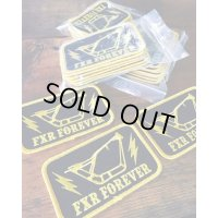 "FTP 【""FXR FOREVER"" PATCH】"