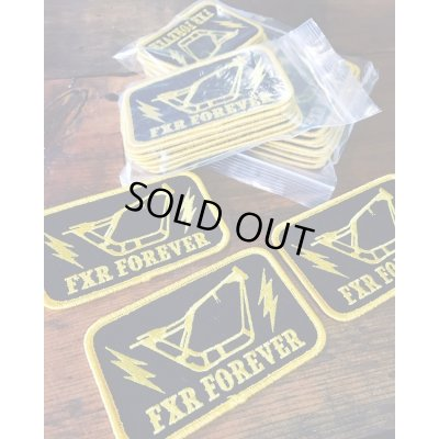 "Photo1: FTP 【""FXR FOREVER"" PATCH】"