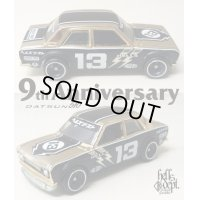"PRE-ORDER - JDC13 【""HELLS DEPT 9th ANNIVERSARY MODEL"" DATSUN 510 (FINISHED PRODUCT)】 18KRGP(18 KARAT ROLLED GOLD PLATED)/RR (EXPECTED SHIP DATE JUN 13, 2019)"