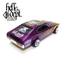 "Other Images3: 【""AR FACTORY EXCLUSIVE"" NISSAN LAUREL 2000 SGX (FINISHED PRODUCT)】 PURPLE/RR"