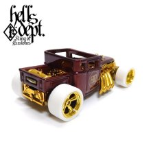 "Other Images2: JDC13 【""HD"" BONE SHAKER (FINISHED PRODUCT)】BROWN/RR"