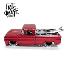 "Other Images1: JDC13 【""SPIDER"" CUSTOM '62 CHEVY with WHITE METAL WHEELS (FINISHED PRODUCT)】RED/WMW"