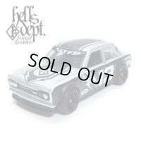 "JDC13 【""HELLS DEPT 9th ANNIVERSARY MODEL VOL.2"" DATSUN 510 (FINISHED PRODUCT)】 SILVER/RR"