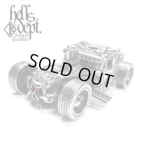 """JDC13 X REDRUM 【""""RED EYE"""" HELLS DEPT SHAKER (FINISHED PRODUCT)】(FULL WHITE METAL)"""
