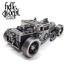 "Other Images2: JDC13 X REDRUM 【""FxxK YOU"" HELLS DEPT SHAKER (FINISHED PRODUCT)】(FULL WHITE METAL)"