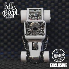 """Other Images2: JDC13 【""""MIKESIE GARAGE EXCLUSIVE"""" HELLBIE'S CYCLOPS BONE SHAKER (FINISHED PRODUCT)】 WHITE/RR"""