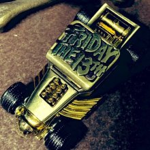 Other Images3: PRE-ORDER - JDC13 【JASON SHAKER CUSTOM PARTS for BONE SHAKER (CUSTOM PARTS)】 BRASS MADE (EXPECTED SHIP DATE OCT 30, 2020)