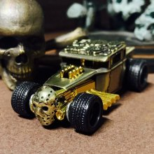 Other Images2: PRE-ORDER - JDC13 【JASON SHAKER CUSTOM PARTS for BONE SHAKER (CUSTOM PARTS)】 BRASS MADE (EXPECTED SHIP DATE OCT 30, 2020)